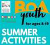BoA Youth summer activities