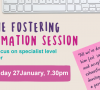 Fostering information session