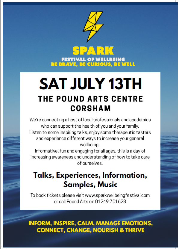 SPARK Corsham's festival of wellbeing