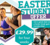 Easter student leisure memberships