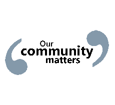 Our Community Matters – your local site
