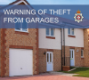 Warning of Theft from Garages