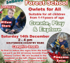 The Breathe Project Festive Forest School