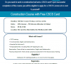 Construction Course with Free CSCS Card