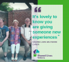 Would you like to earn around £500 per week while making a real difference to someone's life? Shared Lives Wiltshire needs you!